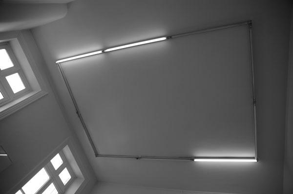 Sonatine, 2008-2012 / Tubes fluorescents altérés