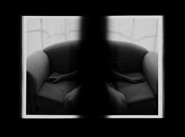 La Part Maudite (Richard Kern), 2012 / Photographie noir et blanc