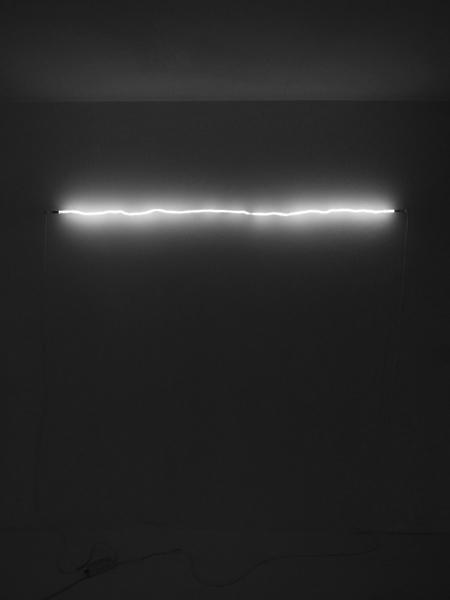 Phénix, 2010 / Néon blanc / env. 1,50 m